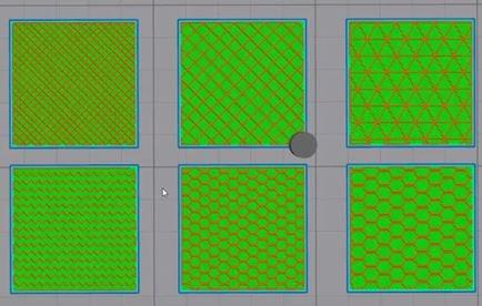 Simplify 3D Infill