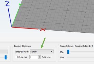 Simplify 3D Layer suchen